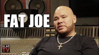 Fat Joe Warns People Against Stealing His Chain: Whole Family Will Be Wiped (Part 3)