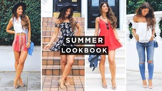 Summer Lookbook 2015 | Mimi Ikonn