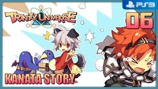 Trinity Universe 【PS3】 Kanata Story #06 │ Chapter 3 : Carefree Ghost, Pamela