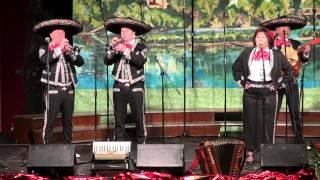 Mariachi Fiesta en Jalisco-Mama Huanita (v živo)