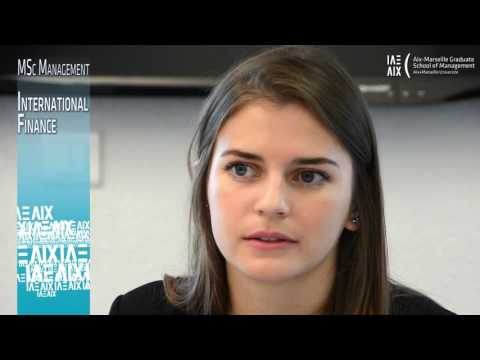 Audrey Gaillard - MSc International Finance