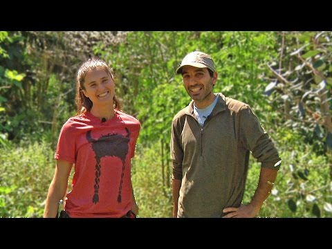 Permaculture Paradise: Val & Eli