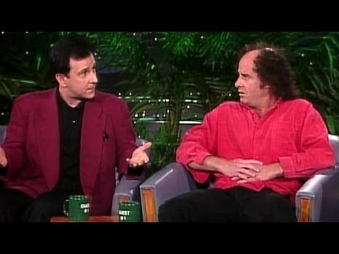 Steven Wright & Bruno Kirby Double-Booked: The Larry Sanders Show
