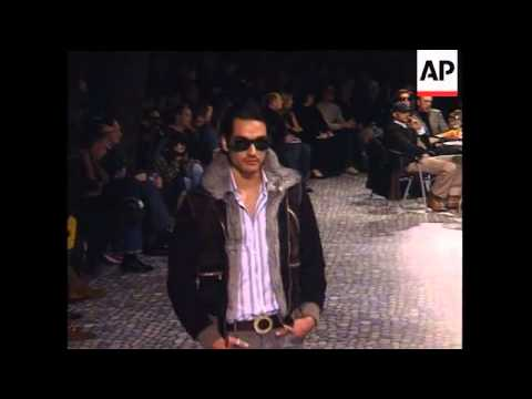 Dolce E Gabbana opens Milan fashion with sporty options