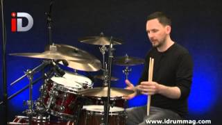 Styles Lesson: British Hip Hop #drumlesson: Thinking outside the box & breaking down a cool groove