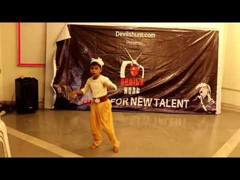 dance performance by VARSHA KUMARI