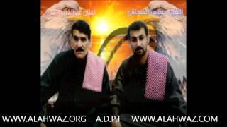 الفنان الاحوازي عباس سحاقي.جدید