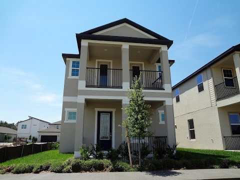 Winter Garden New Homes - Oakland Park by Meritage Homes - Angelou II inventory model
