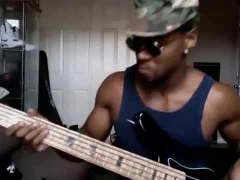 The Internet - Girl ft. KAYTRANADA- Bass cover by Trevor James