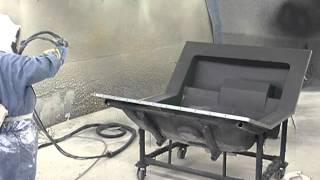 Manual Composite Layup & Spray Up