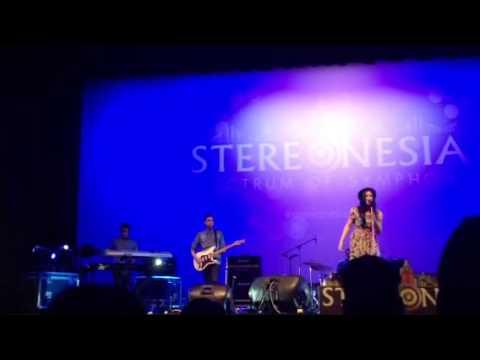 Raisa in Sydney @ Stereonesia 2013