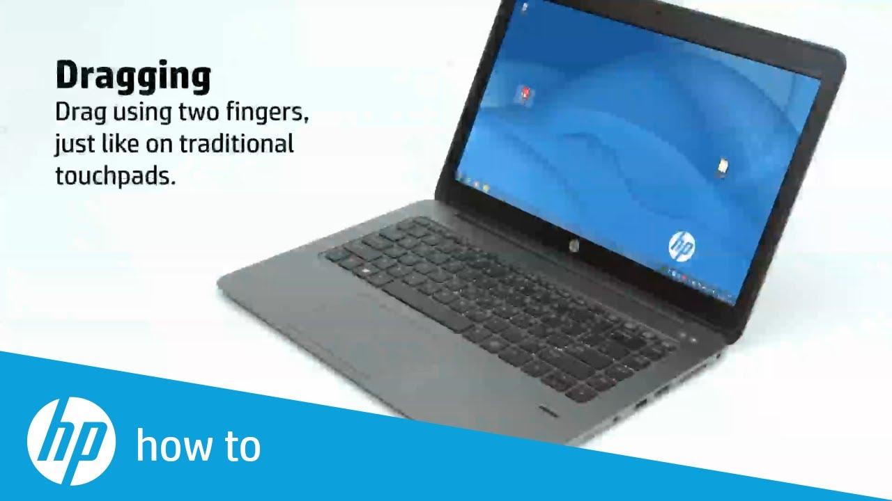 EliteBook Folio 1040 ForcePad Tutorial   HP EliteBook   HP