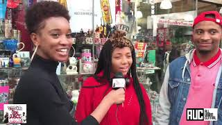 The Streets React To Kim Kardashian Becoming a Lawyer | AUC Whats The Juice TV