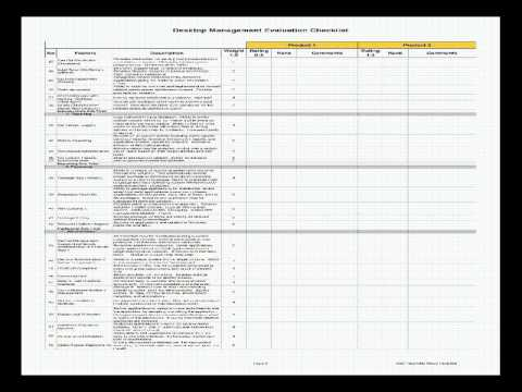Feasibility study template for electronic software for Real estate feasibility study template