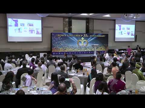 Crown Line Group 35th Anniversary Party Highlights