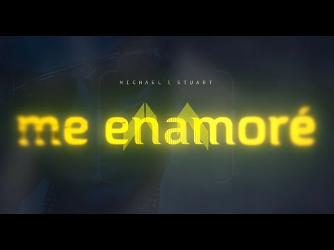 Michael Stuart - Me Enamore (Video Lirico Oficial)