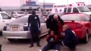 Police Brutality in Springfield, IL. Pregnant woman tasered