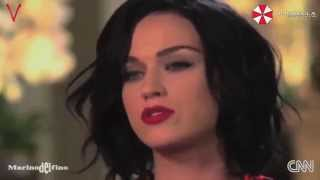 KATY PERRY'S AMAZING LIZARD EYES MORPH HD! Video