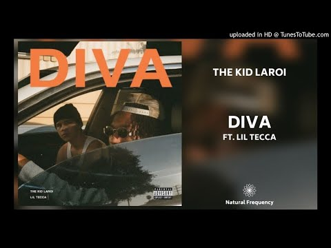 The Kid LAROI - Diva ft. Lil Tecca (Clean) [Best On Youtube]