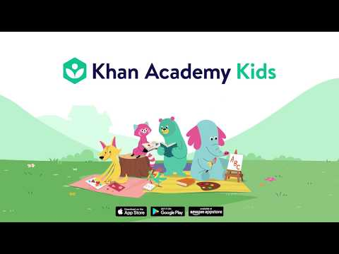 Introducing Khan Academy Kids