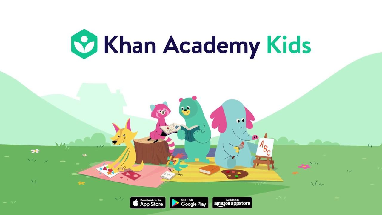 Introducing Khan Academy Kids - YouTube