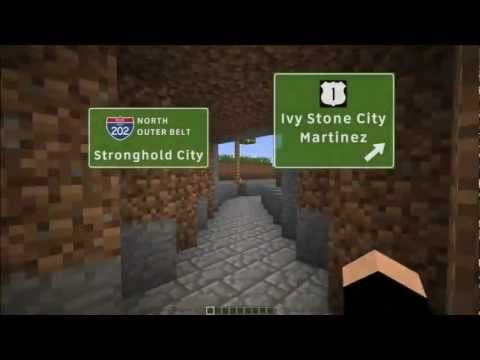 Minecraft Freeway