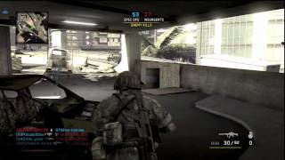 "Socom 4 Gameplay: 34-4 Suppression on ""Rush Hour"", Enjoy."