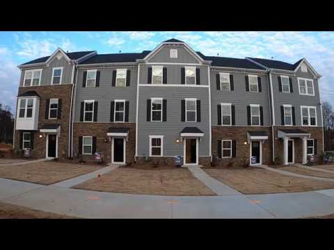 3 Level TownHouse   New Construction   Charlotte NC   3 Bedrooms   2.5 Baths   Starting Price $250k