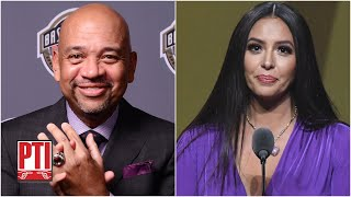 Michael Wilbon reacts to being honored by Hall of Fame, praises Vanessa Bryant's speech | PTI