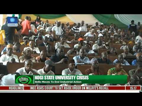 News Across Nigeria: FG Seeks Collaboration To Revamp Education Sector