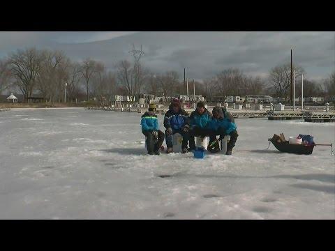Goin' To The (Frozen) Lake: Grumpy Old Men Ice Fishing