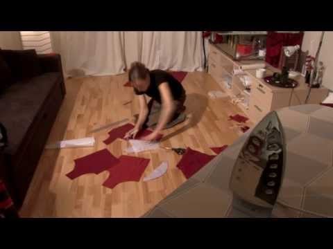 How to make a dress - MAKE IT YOURSELF