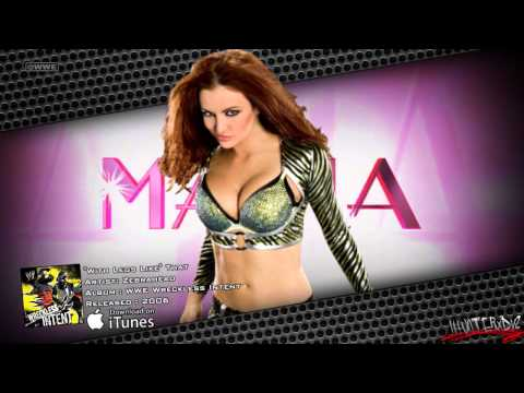 WWE [HD] : Maria Kanellis 2nd & Last Theme -