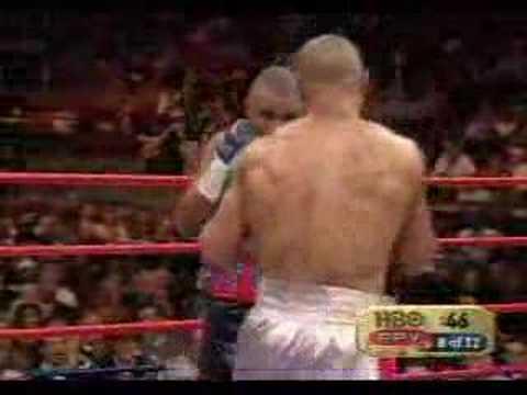 Roy Jones Jr. Vs Tito Trinidad 1/19/2008