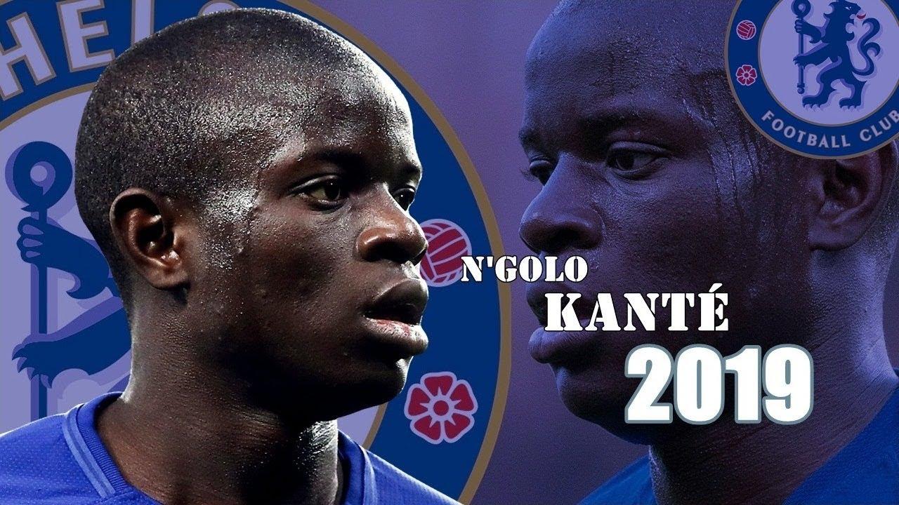 Download N'Golo Kanté - Defensive Skills 2019