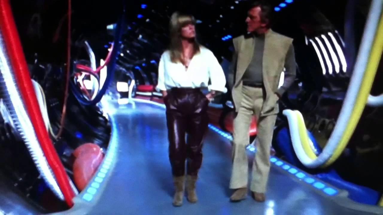 Farrah Fawcett In Leather Pants 2 Youtube