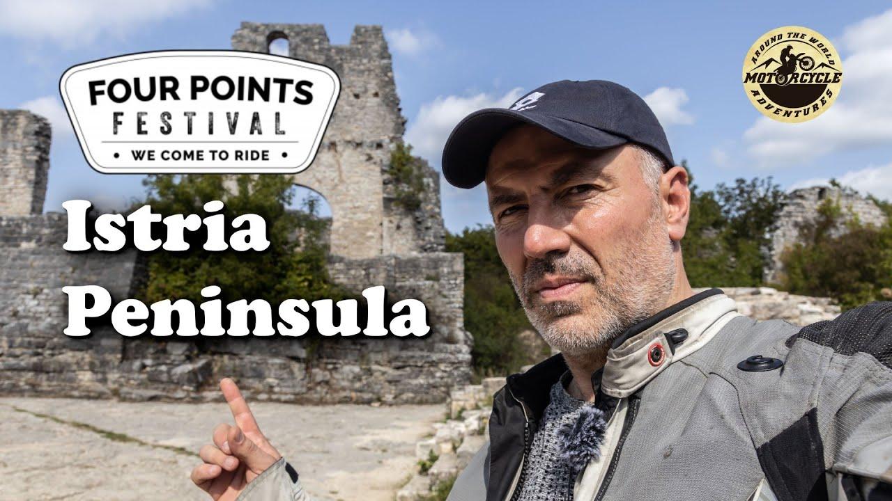 Four Points Festival - Day 2 - Exploring Istria Peninsula
