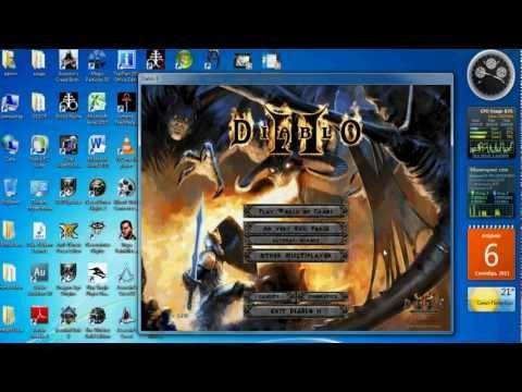 Гайд по установке модов для Diablo II