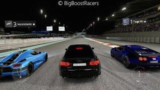 Forza 6 | 900hp PP Performance BMW M6 & Audi RS6 | Yas Marina Drag Race