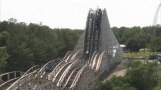 Rebel Yell off-ride HD Kings Dominion