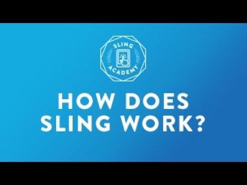 What is sling on tv