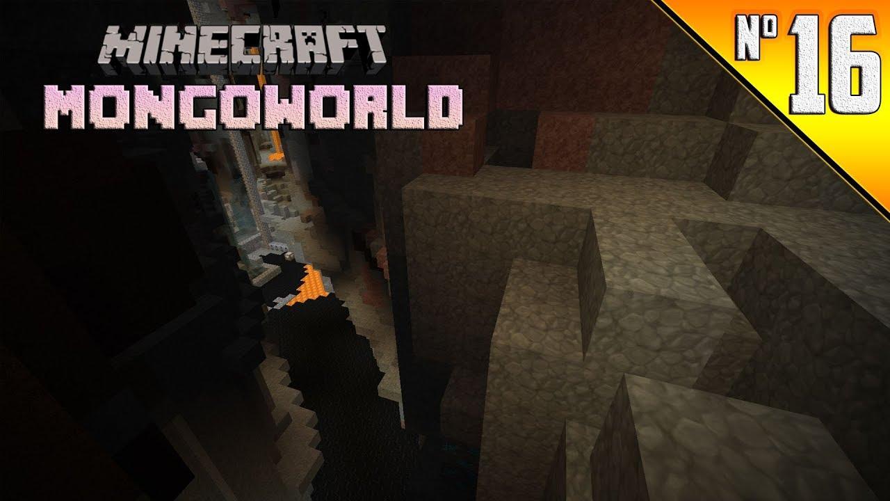 Minecraft 1.14.4 | MONGOWORLD | #16 Nueva mina épica