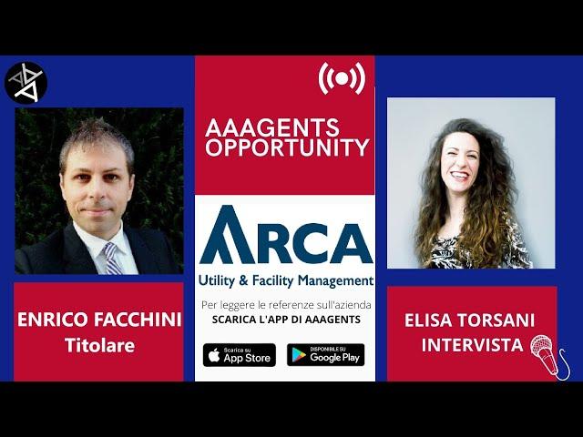 ARCA cerca Venditori: intervista a Enrico Facchini, Titolare
