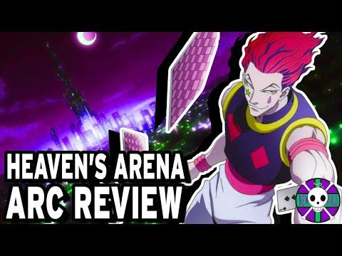 Heaven's Arena Arc Review   Hunter X Hunter