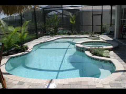 Amazing Patio Pools Tampa Florida Custom Inground Swimming Pool Contractor