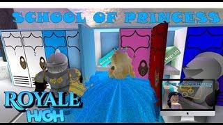 Roblox- Sou uma princesa agora! (Royale High School)