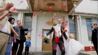 Свадебный клип  Антон и Катя