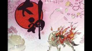 Okami Soundtrack - Old Man And Granny Tongue-Cutter's House