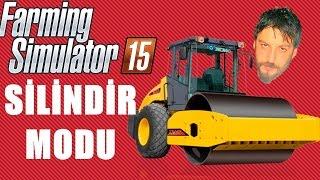 Silindir Modu | Farming Simulator 15 Türkçe | Bölüm 95