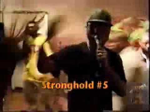 Stronghold Live @ A Hip Hop School